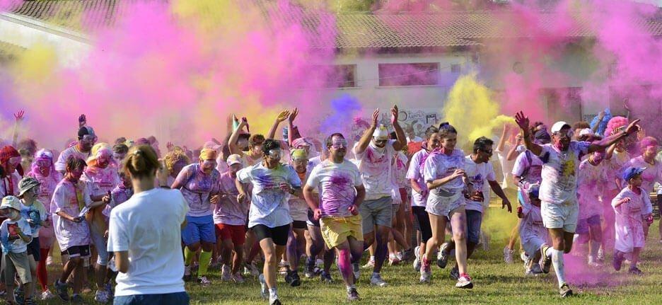 most colourful run verona