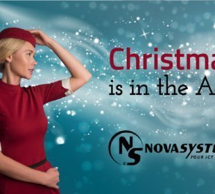 Christmas is in the air nova systems