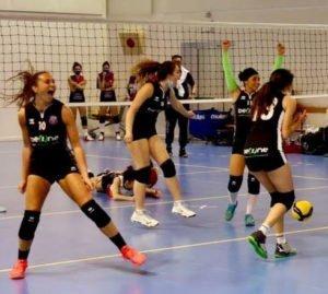 BeOne Volley serie C pallavolo San Martino