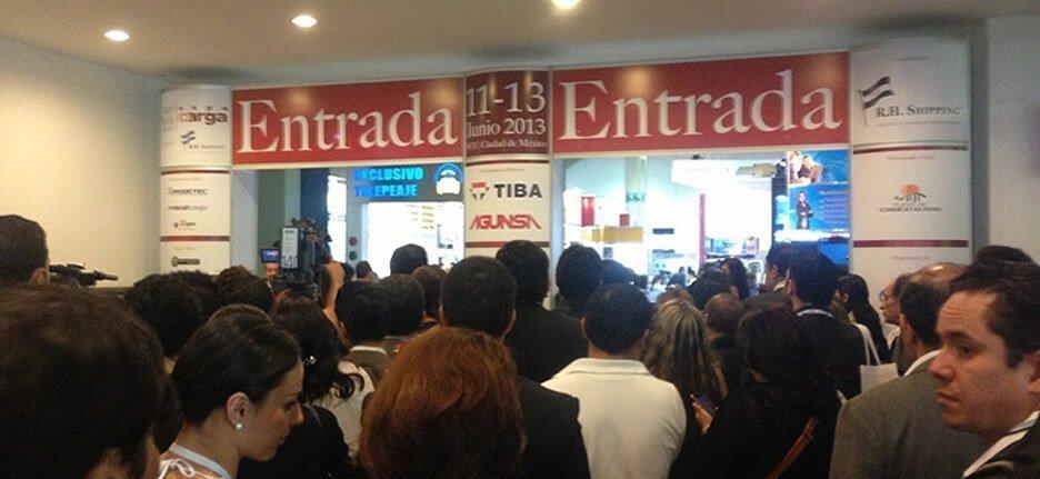 Entrata Expo Carga
