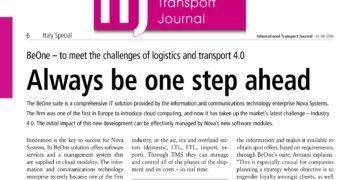 International Transport Journal